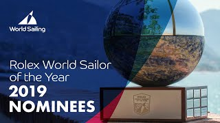 Nominees | Rolex World Sailor of the Year 2019