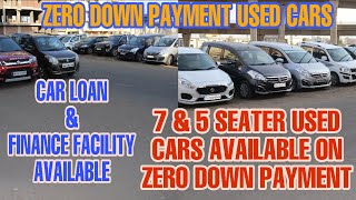Zero Down Payment* | 7 & 5 Seater Cars | Car Loan & Finance Available on Any Car | ILLUSION CARS |
