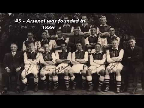 Top 5 Arsenal Facts! |F&M|