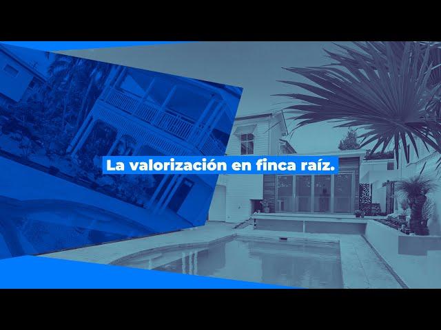 FINCA RAÍZ, la valorización.