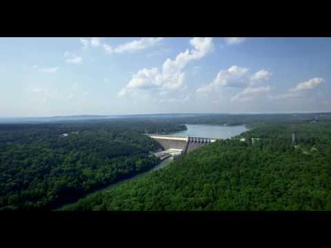 Sugarloaf Mountain To Greers Ferry Dam