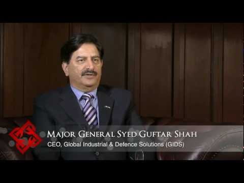 Executive Focus: Syed Guftar Shah, CEO, Global Industrial and Defence Solutions (GIDS)