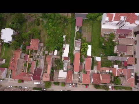 Pancevo iz vazduha