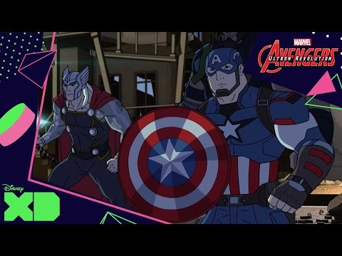 Avengers: Ultron Revolution | Inhumans Among Us | Official Disney XD UK