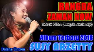 Gambar cover Susy Arzeti - Rangda Zaman Now  [IW4K PED4]