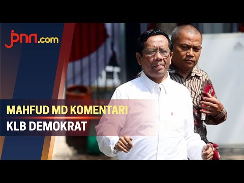Pemerintah Tak Bisa Ikut Campur KLB Demokrat di Sumut