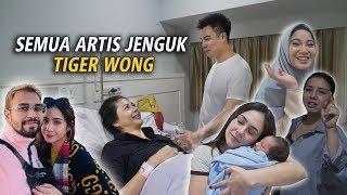 RAFATHAR VIDEO CALL TRUS SAMA TIGER WONG !! SATU2 TEMEN ARTIS DATENG JENGUK KIANO TIGER WONG !!