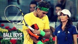 Download Best Tennis. Ball Boys Fails and Funny Moments Mp3 and Videos
