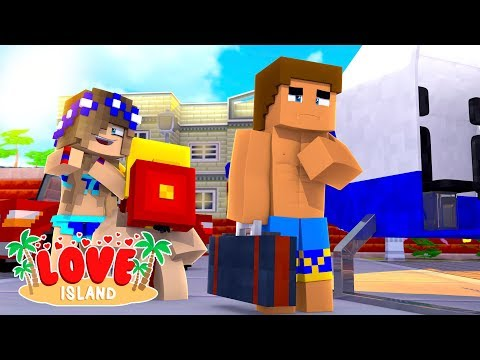 Minecraft LOVE ISLAND - ROPO GETS LITTLE DONNY KICKED OFF THE ISLAND!!