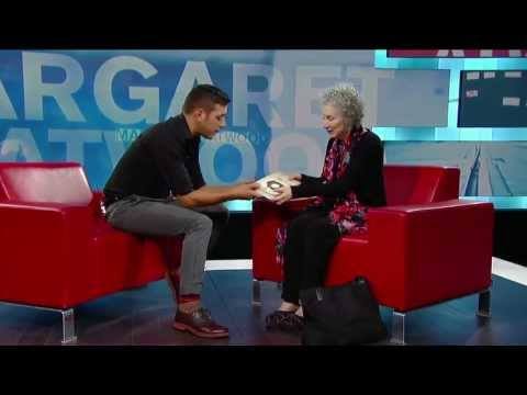 Margaret Atwood on George Stroumbouloupoulos Tonight: INTERVIEW