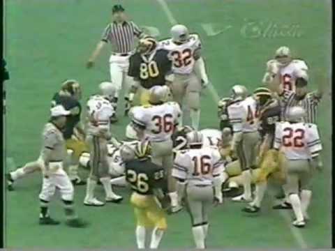 1977: Michigan 14 Ohio State 6