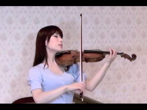 "Let It Go (Disney's ""Frozen"") AYAKO ISHIKAWA / 石川綾子- Violin アナと雪の女王 レットイットゴー"