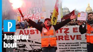 Manifestation à Paris : « On est parti pour défiler jusqu'en janvier »