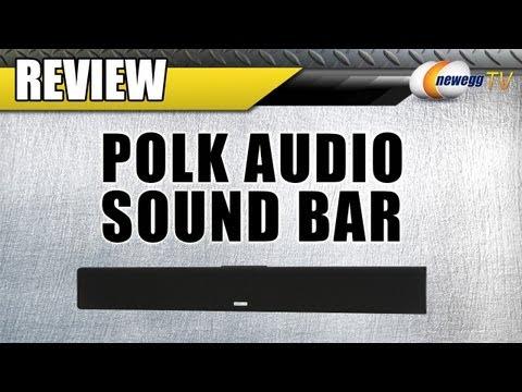 newegg-review:-polk-audio-surroundbar-sda-instant-home-theater