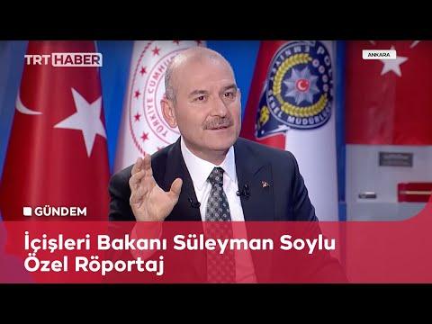 İçişleri Bakanı Süleyman Soylu – Özel Röportaj – 19.05.2021
