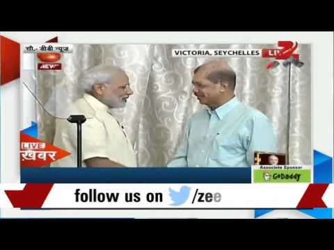 India considers Seychelles as trusted friend, strong strategic partner: PM Modi