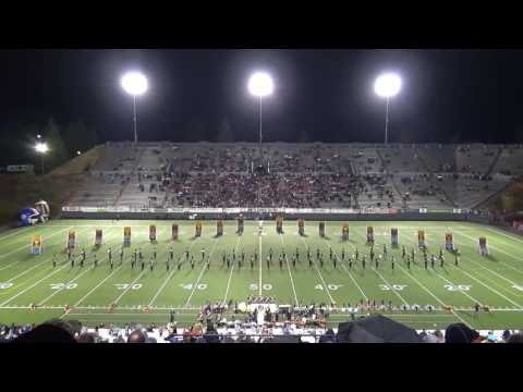 2016 Mt. Spokane High School Marching Band: Battle of the Bell