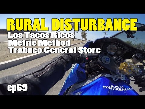 Rural Disturbance -  Orange County, California Motovlog