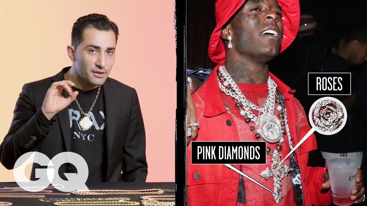 Jewelry Expert Critiques More Rappers' Chains | Fine Points