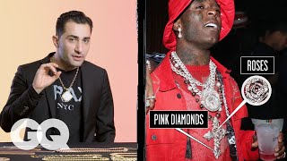 Jewelry Expert Critiques More Rappers' Chains | Fine Points | GQ