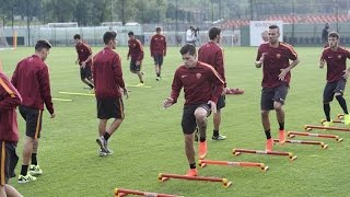 Video AS Roma: Allenamento 17.07.2014 p.m. download MP3, 3GP, MP4, WEBM, AVI, FLV Juli 2018
