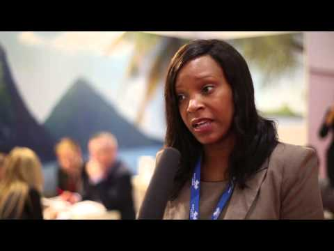 Atlyn Forde, Marketing , St Lucia Tourism