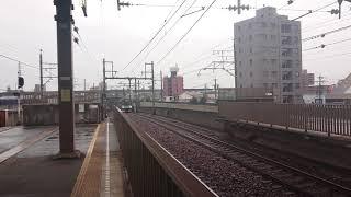 名古屋市交通局名古屋市営地下鉄鶴舞線N3000形LED方向幕回転急行岩倉行き日本車輌三菱製