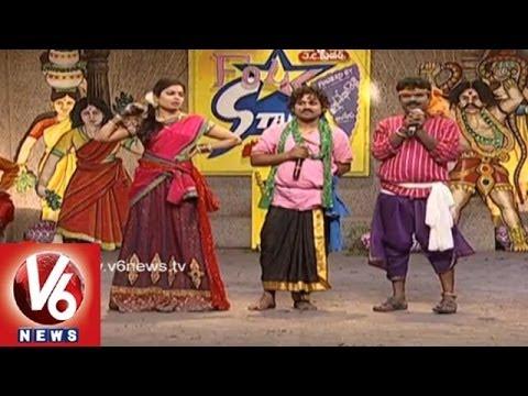 Telangana Special Folk Songs || Folk Star Dhoom Thadaka - 09 || V6 News