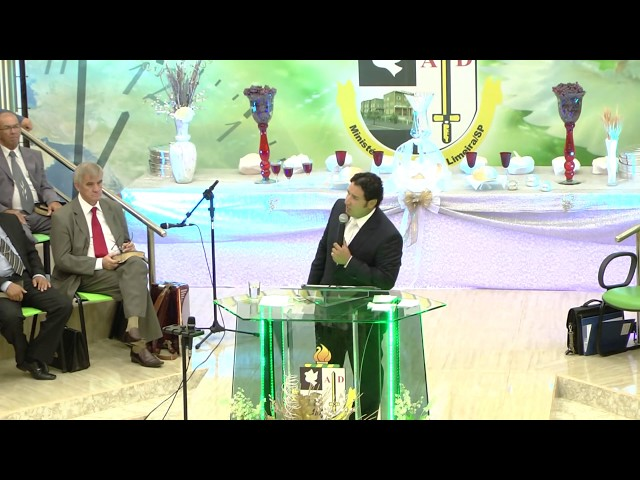 Pregação Culto da virada 2014-2015 Pr. Levy Junior