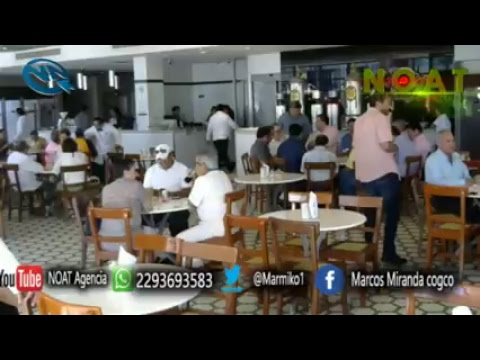 En vivo Café de la Parroquia Veracruz con Marmiko