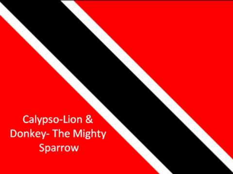 Calypso-Lion & Donkey- The Mighty Sparrow