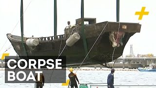 North Korean Ghost Boats Wash Ashore In Japan