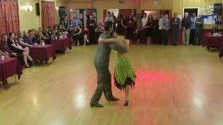 Jenny & Ricardo Oria ''Tango'' @ Bramshaw Tango Weekend Nov'15