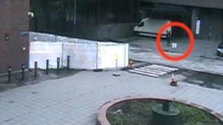 Attentat von Norwegen - Aufnahmen zeigen Breiviks Anschlag in Oslo