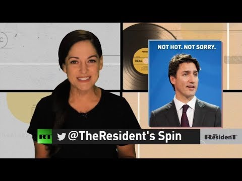 MSM misses huge scoop in Justin Trudeau brownface controversy