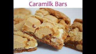 Caramilk Bars