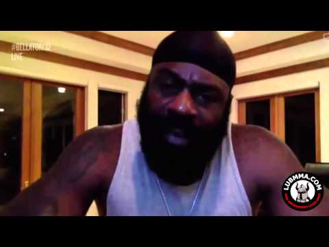 KIMBO SLICE - 'SOME PEOPLE HAVE TO EAT  I HAVE TO FIGHT'