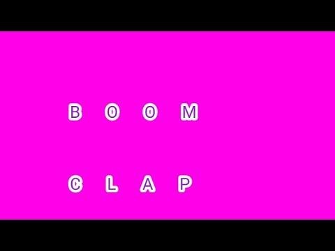 BOOM CLAP //GACHA LIFE // Leer Descripción