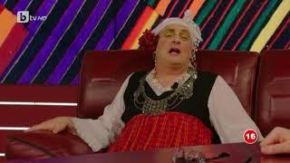 Шоуто на Слави: Актьорска вечер: Кака Радка, Калитко Калитков и Боби Михайлов (12.02.18)