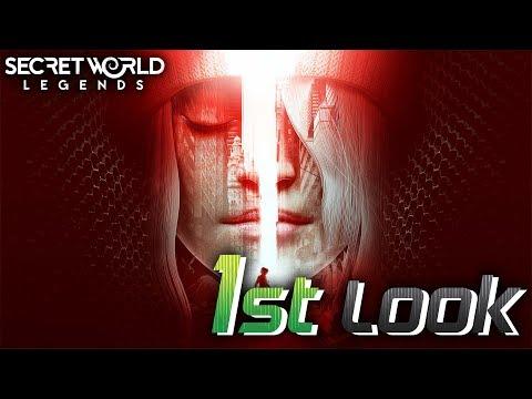 Secret World Legends - First Look