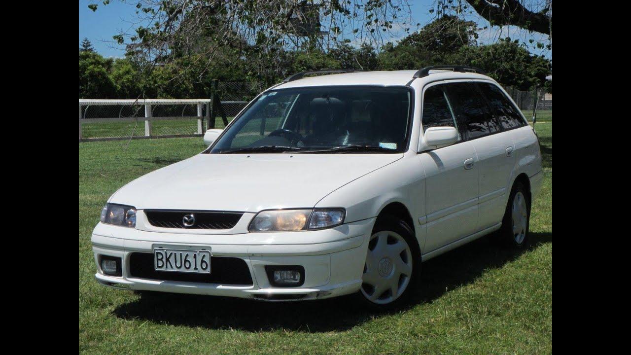 1998 mazda capella auto wagon $1 reserve!!! $cash4cars$cash4cars