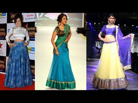 Modern Indian Ethnic Wear Designs 2018