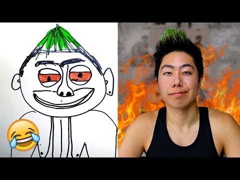 ARTIST GETS ROASTED BY ARTISTS! - ART REVIEW 👏👏