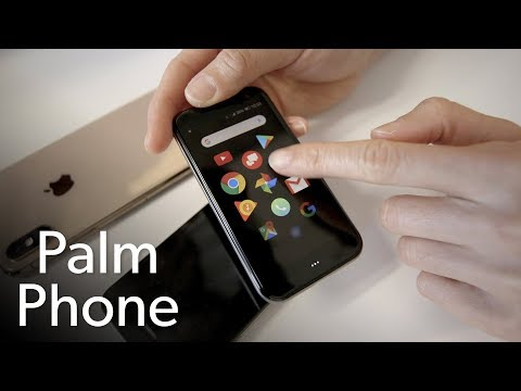 Palm Companion Phone unboxing & first impressions