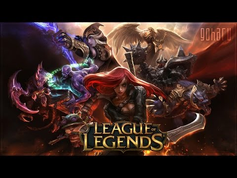 видео: [Стрим] league of legends - Путь нуба с alioth #1