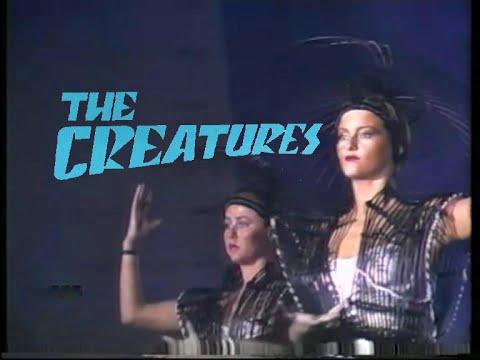 THE CREATURES L'ALTRO MONDO STUDIOS - MEDLEY (MAYBE ONE DAY/ILLUSION) + JAPAN - ITALO DISCO 1987