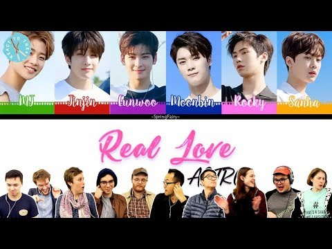 Classical Musicians React: Astro 'Real Love'