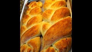 Cheese Bread- Cheese Braid recipe