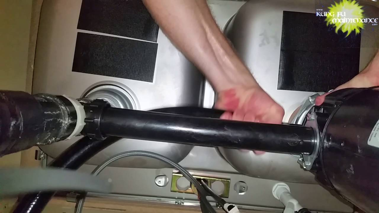 New Dishwasher Leaking On Counter From Air Gap Here Is Why Plus Best Tips To Make Things Better Youtube
