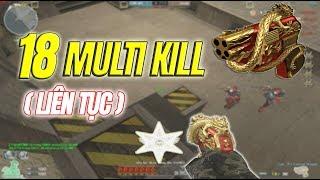 Bình Luận CF : Cop.357-Eternal Dragon 18Kill  Mutilkill Phê Lòi ^^